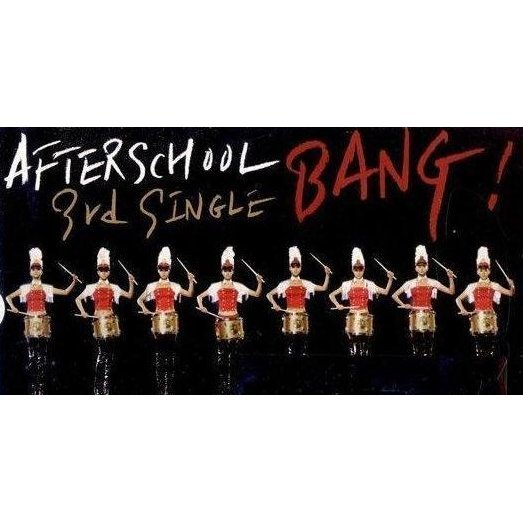 After School 3rd Single: Bang! [Taiwan Version]