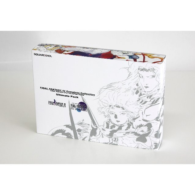 Final Fantasy IV Complete Collection (Ultimate Pack)