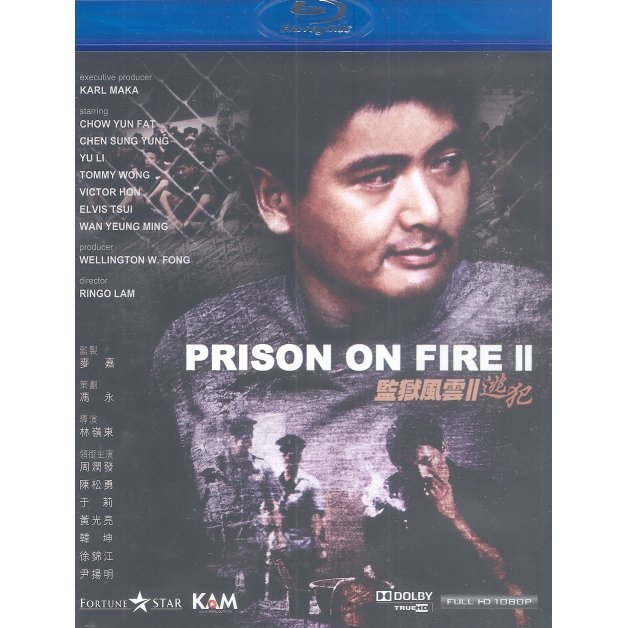 Prison On Fire II