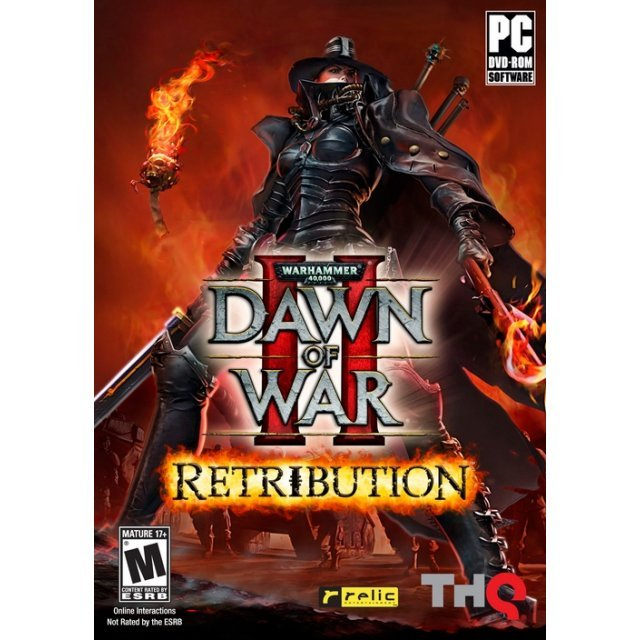 Warhammer 40,000: Dawn of War II - Retribution (DVD-ROM)