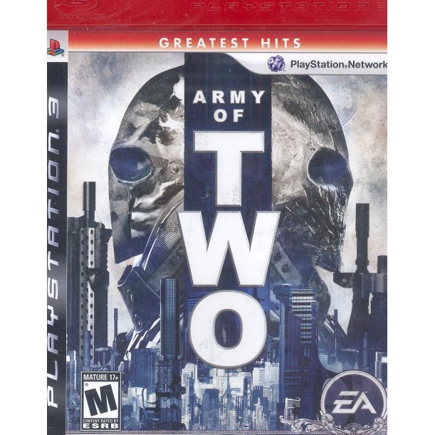 Army of Two (Greatest Hits) (case damaged)