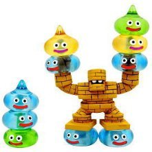Dragon Quest Stacking Slime! Non Scale Pre-Painted Mini Figure Assortment