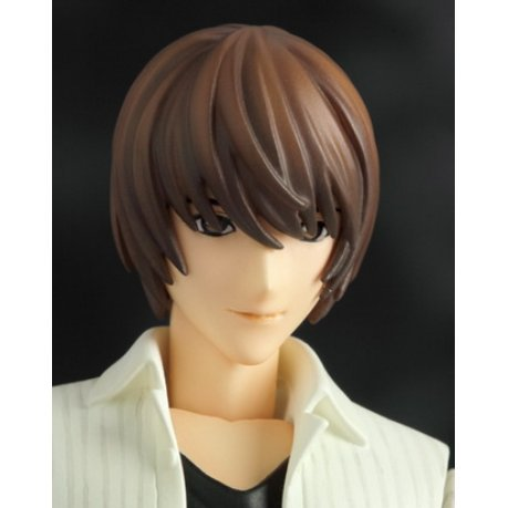 Figutto! Death Note Non Scale Pre-Painted PVC Figure: Yagami Light