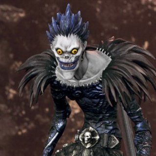 Figutto! Death Note Non Scale Pre-Painted PVC Figure: Ryuk