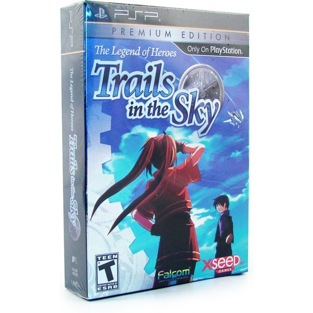 Legend of Heroes: Trails in the Sky (Limited Edition)