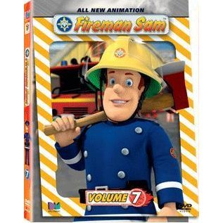 Fireman Sam Volume 7 [Episode 89-93]