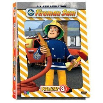 Fireman Sam Volume 8 [Episode 94-98]