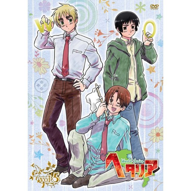 Hetalia World Series Vol.5