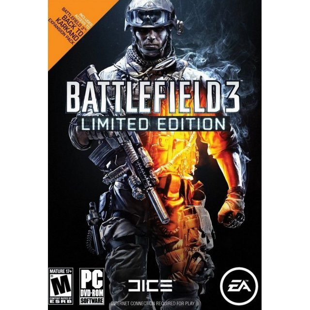 Battlefield 3 (Limited Edition) (DVD-ROM)