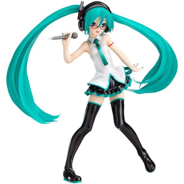 Character Vocal Series 01 Hatsune Miku 1/8 Scale Pre-Painted PVC Figure: Hatsune Miku Lat-type Ver.