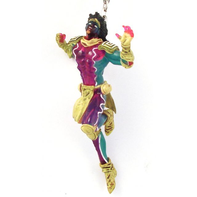 Banpresto Jojo's Bizarre Adventure Stand Collection Key Holder Vol. 5: Star Platinum
