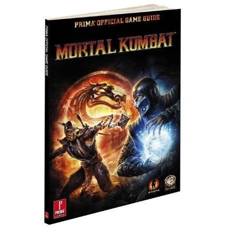 Mortal Kombat: Prima Official Game Guide