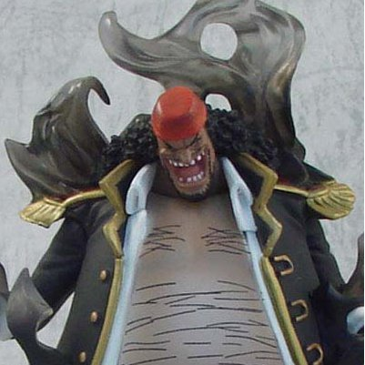One Piece Super Effect Figure Vol.4 Pre-Painted PVC Figure: Marshall D. Teach