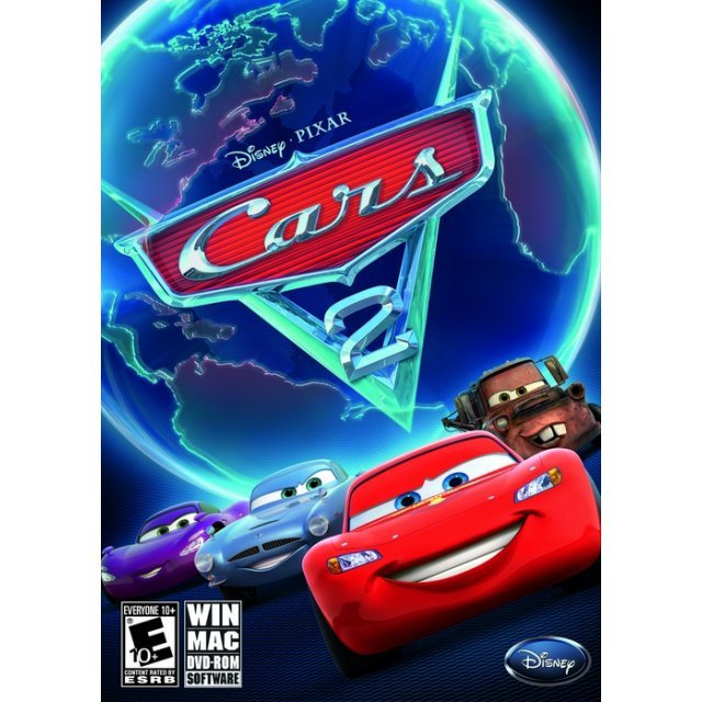 Cars 2: The Video Game (DVD-ROM)