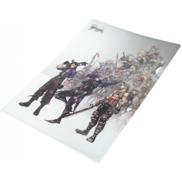 Dissidia 012 Final Fantasy Clear File D