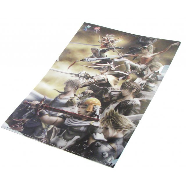 Dissidia 012 Final Fantasy Clear File E