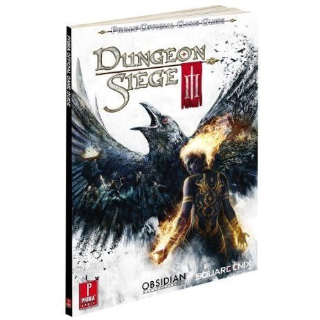 Dungeon Siege 3: Prima Official Game Guide