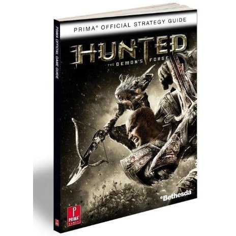 Hunted: Demon's Forge: Prima Official Game Guide