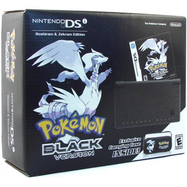 Nintendo DSi (Pokemon Black Edition)