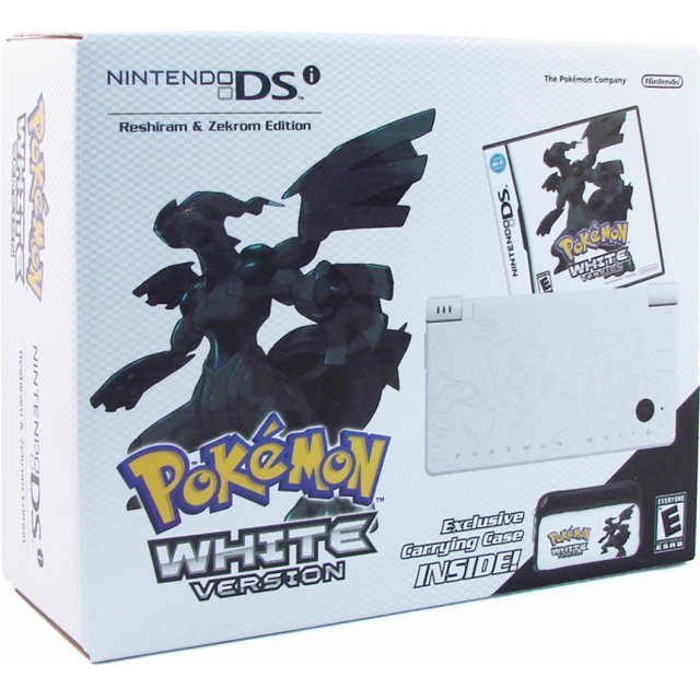 Nintendo DSi (Pokemon White Edition)