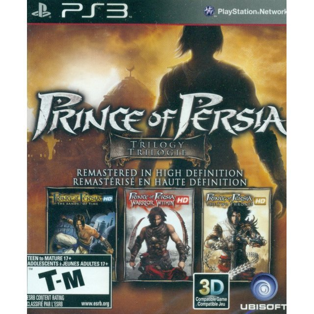 Prince of Persia Classic Trilogy HD