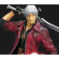Devil May Cry 4 1/10 Scale Pre-Painted  PVC Statue: Majin Dante