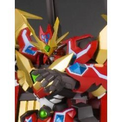 Super Robot Wars OG Non Scale Pre-Painted Plastic Model Kit: G Compatible Kaiser