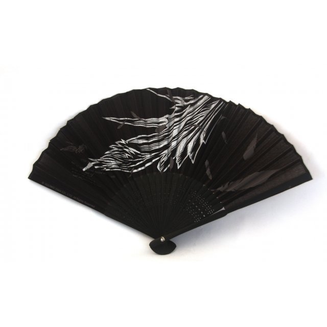 Final Fantasy VII Advent Children Folding Fan: Sephiroth