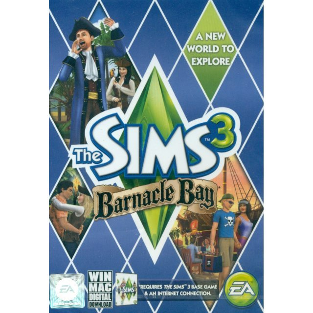 The Sims 3: Barnacle Bay (DVD-ROM)