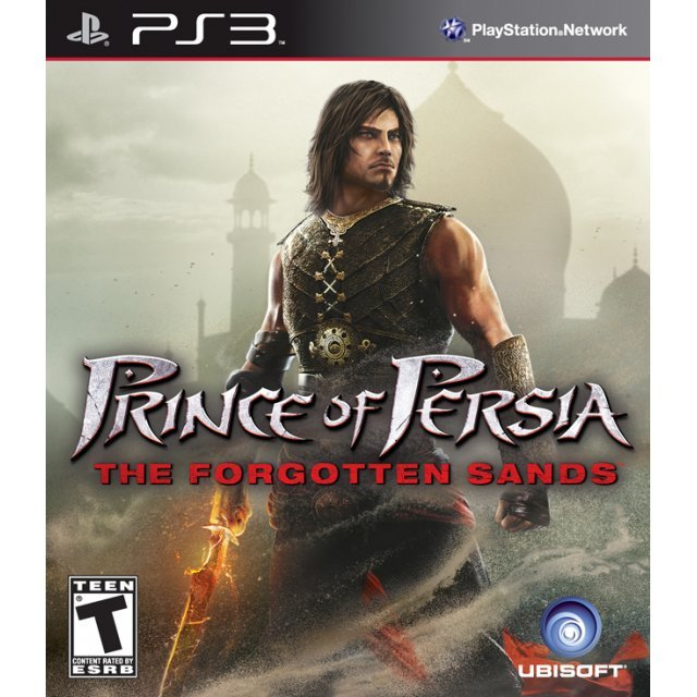 Prince of Persia: The Forgotten Sands [without plastic wrapping]