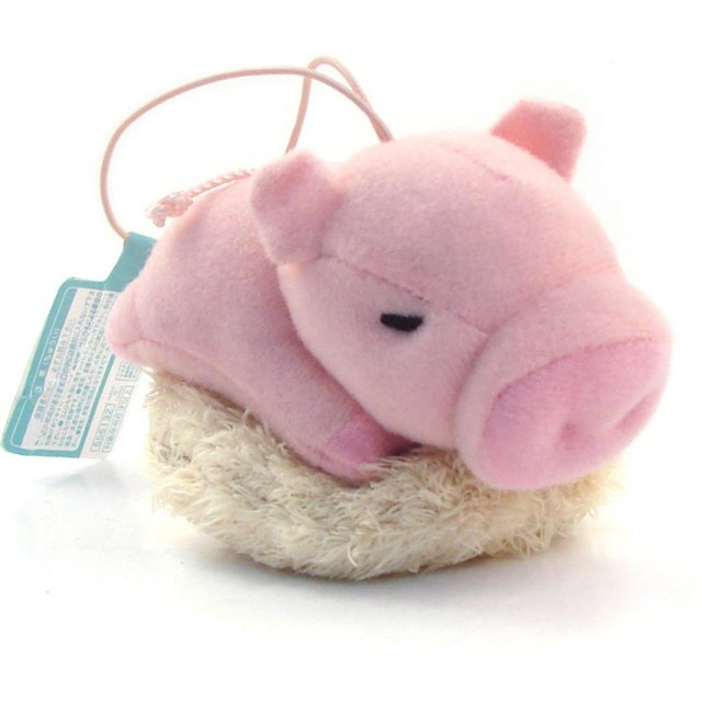Artlist Collection The Pig Sleeping Mascot Plush Doll Asst 3