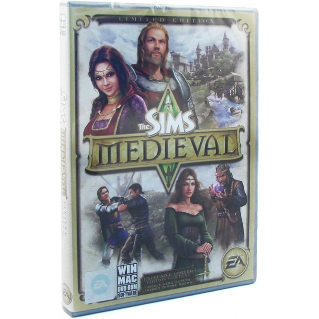 The Sims: Medieval [Limited Edition] (DVD-ROM)
