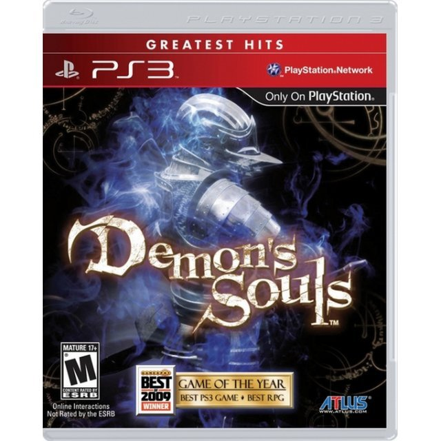 Demon's Souls (Greatest Hits) [case damaged]
