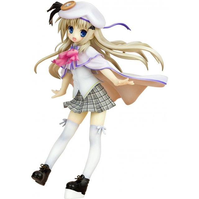 Little Busters 1/8 Scale Pre-Painted PVC Figure: Noumi Kudryavka Wafu Ver