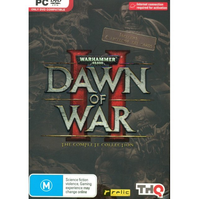 Warhammer 40,000: Dawn of War II Complete Collection (DVD-ROM)