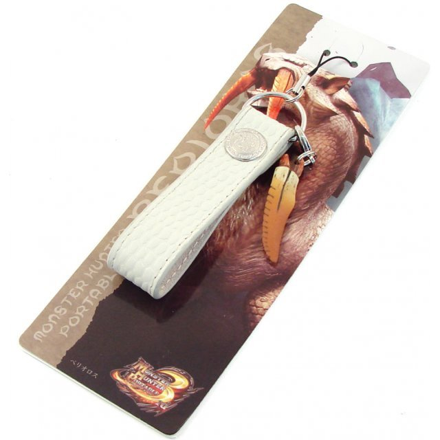 Capcom Monster Hunter Portable 3rd Leather Strap: Barioth