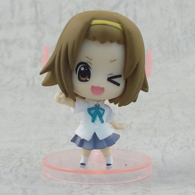 K-ON! Deformania Collection Pocket Pre-Painted  Figure Vol.2: Tainaka Ritsu