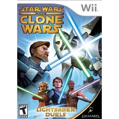 Star Wars Clone Wars: Lightsaber Duels (Light Sword Bundle)