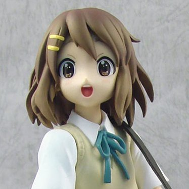K-On! Non Scale Pre-Painted Special Quality PVC Figure: Hirasawa Yui