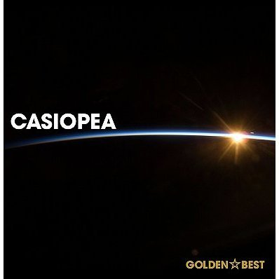 Golden Best Casiopea