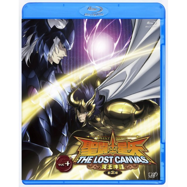 Saint Seiya: The Lost Canvas Chapter 2 Vol.4