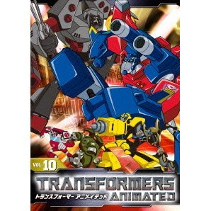 Transformers Animated Vol.10