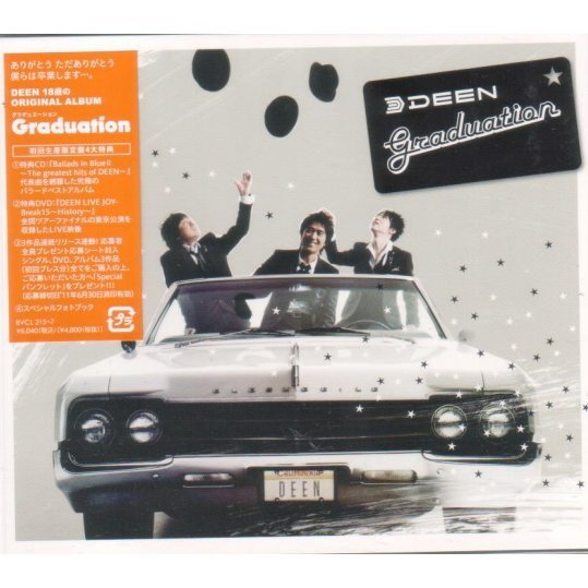 Graduation [CD+DVD Limited Edition]