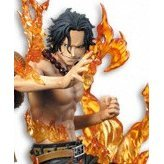 One Piece Brotherhood Pre-Painted PVC Figure: Portgas D. Ace