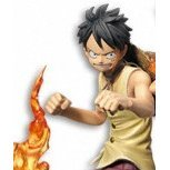 One Piece Brotherhood Pre-Painted PVC Figure: Monkey D Luffy