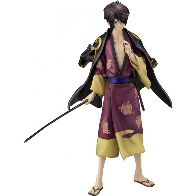 GEM Series Gintama 1/8 Scale Pre-Painted PVC Figure: Takasugi Shinsuke