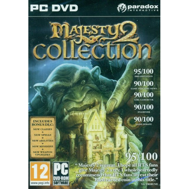 Majesty 2 Collection (DVD-ROM)