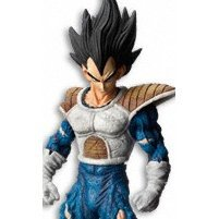 Dragon Ball Kai DX  Pre-painted PVC Figure: Vegeta Wild Style Ver.