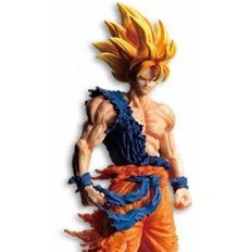 Dragon Ball Kai DX  Pre-painted PVC Figure: Son Goku Wild Style Ver.