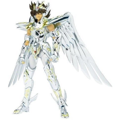 Saint Seiya Cloth Myth Non Scale Pre-Painted Action Figure: Pegasus Seiya